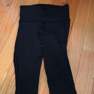 Lululemon reveal tight/legging!!